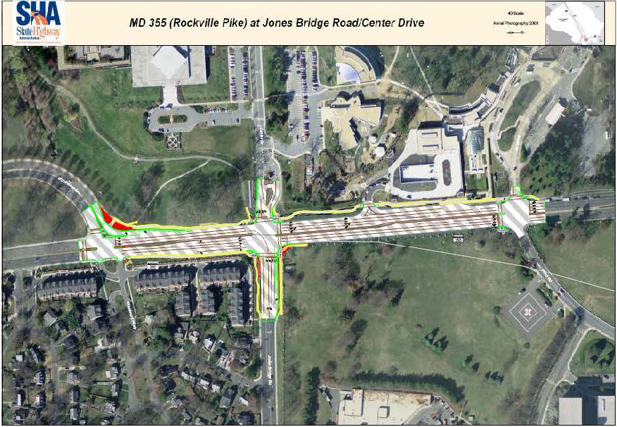 Project Information | MD 355 Crossing